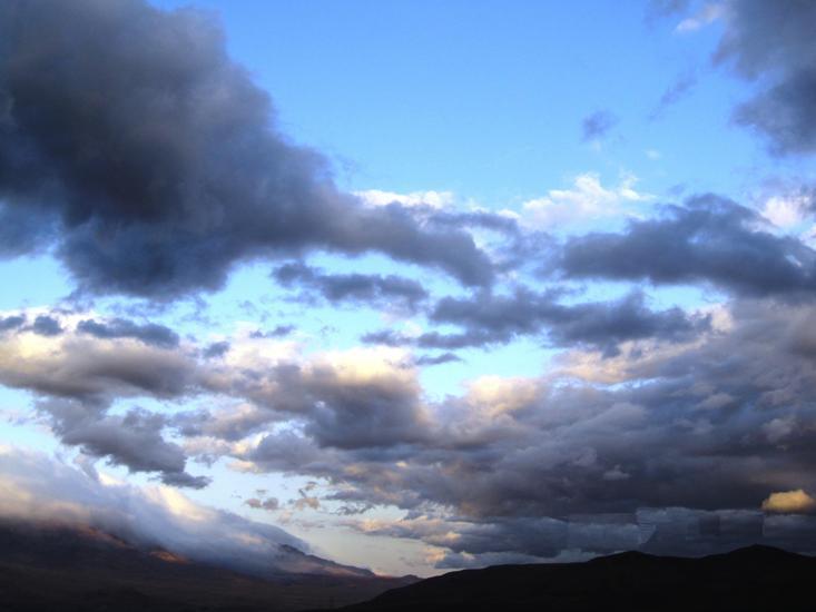 ابرهای باران زا