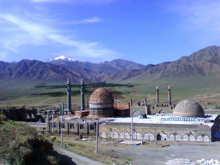 کاشان- مشهد اردهال